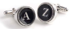 Tokens and Icons Type key Cufflinks