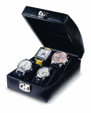 Venlo Siena 4 Watch Compartment
