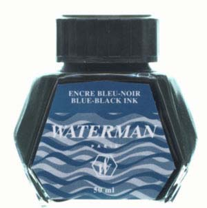 Waterman 50ml Bottle Ink