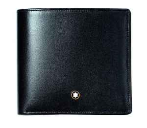 Montblanc Meisterstuck Leather Wallet