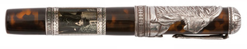 Krone Limited Edition Winston Churchill Rollerball Pen