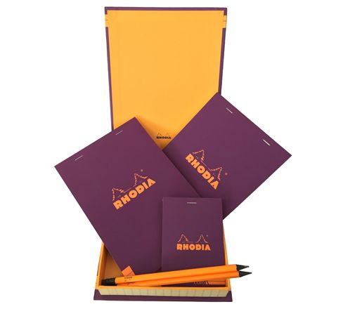 Rhodia R ColoR Premium Treasure Box