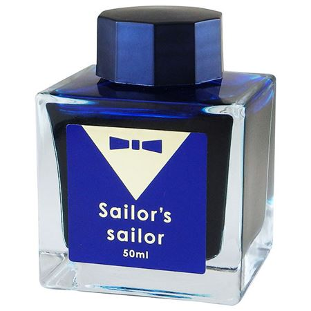 Sailor's Sailor Special Edition Ink Ocean Blue 50ml