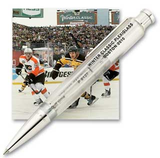 Tokens & Icons Winter Classic 2010 Boston Ballpoint Pen