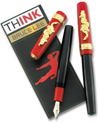 Think Limited Edition Bruce Lee Rollerball