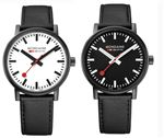Mondaine EVO II 40mm Mens Watch