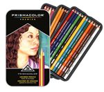 Prismacolor Colored Pencils 36 Pack Tin