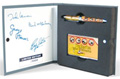 ACME Beatles Yellow Submarine Rollerball Pen and Card Case