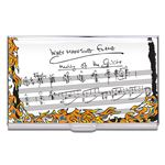 ACME J McLaughlin Designed Jazz The Inner Mounting Flame Card Case