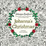 Johanna Basford Christmas Adult Coloring Book
