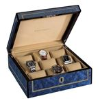 Venlo Blue 9 Watch Case