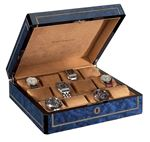 Venlo Blue 12 Watch Case