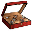 Venlo Tripleburl 12 Slot Watch Case