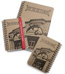 Write Notepads Fahrney's Exclusive Small 3.5 x 5.5 Notebook