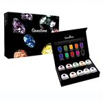 Monteverde Gemstones 10 Bottle Ink Set