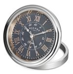 Dalvey Clipper Clock Rose Gold