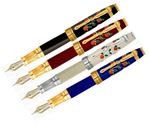 David Oscarson Tree Of Life Fountain Pen