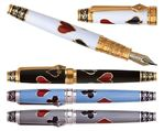 David Oscarson Les Quatre Couleurs Limited Edition Fountain Pen