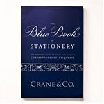Crane's Blue Book of Stationery
