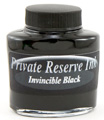 Private Reserve Invincible Black Ink
