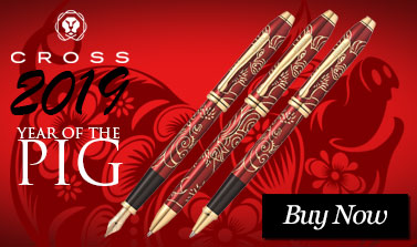 Cross Limited Edition 2019 Year of the Pig