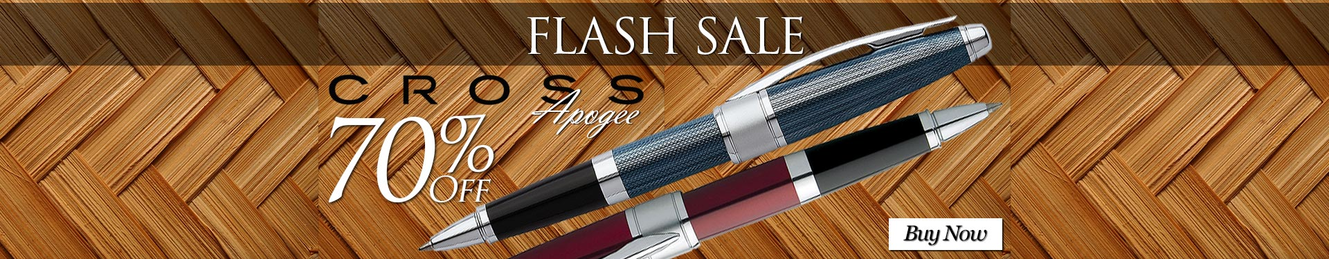 Flash Sale Save 70 on Cross Apogee