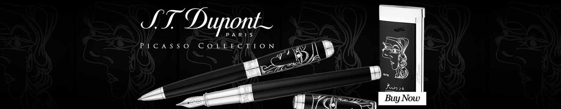 Dupont Limited Edition Picasso Collection