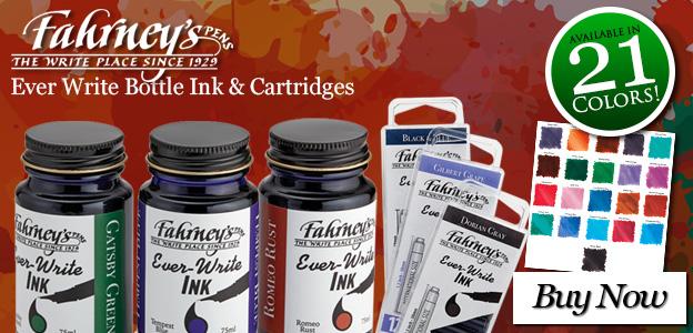 Fahrneys Ever Write Ink