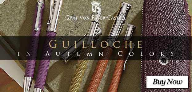 Graf von Faber-Castell Guilloche