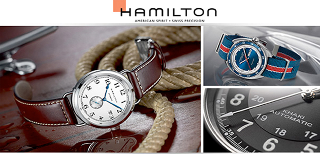 New Hamilton Watches