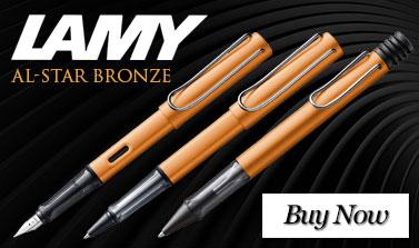 Lamy Al-Star Bronze