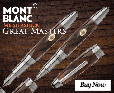 Montblanc Meisterstuck Great Masters