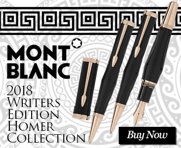 Montblanc Writers Edition Homer