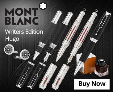 Montblanc Writers Edition Hugo