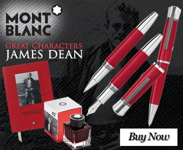 Montblanc Great Characters James Dean