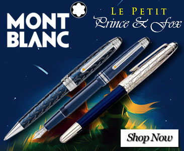 Montblanc Le Petit Prince and Fox