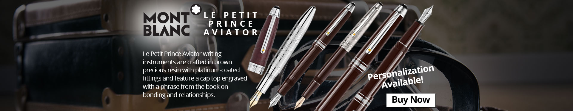 Montblanc Le Petit Prince Aviator