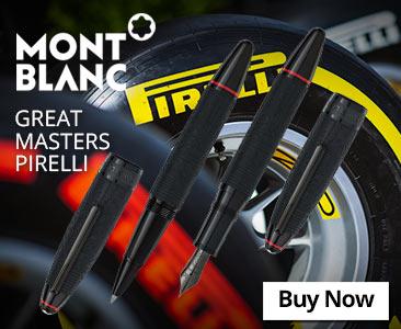 Montblanc Great Masters Pirelli