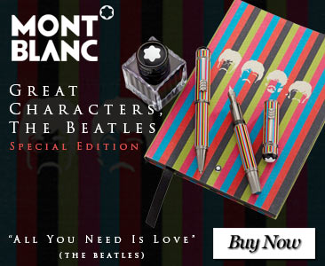 Montblanc Great Characters, The Beatles Special Edition