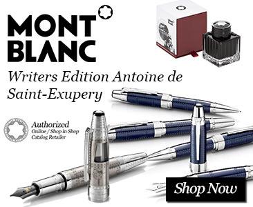 Montblanc Writers Edition Antoine de Saint-Exupery