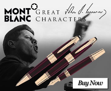 Montblanc Great Characters JFK
