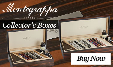 Montegrappa Collector's Boxes