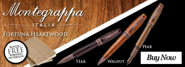 Montegrappa Fortuna Heartwood