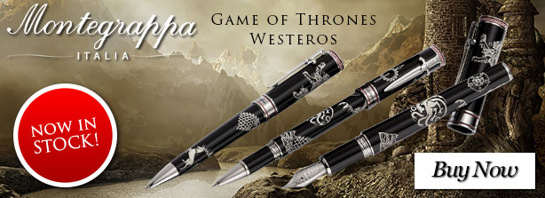 Montegrappa Game of Thrones Westeros