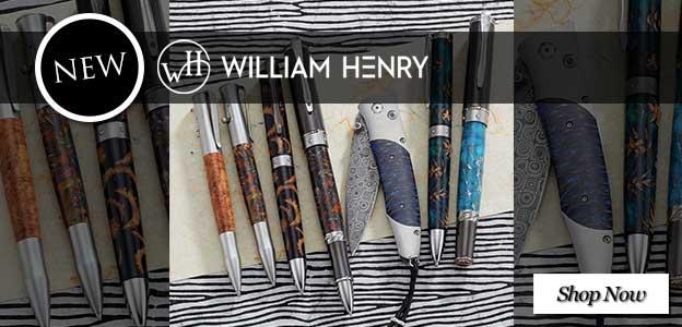 New William Henry