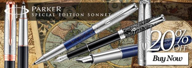 Parker Special Edition Sonnet