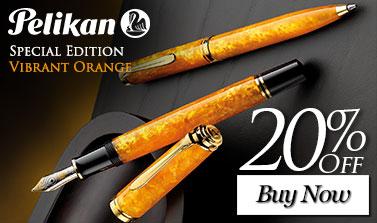 Pelikan Special Edition Vibrant Orange
