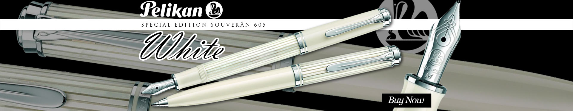 Pelikan Special Edition 605 White