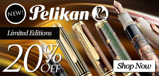 New Pelikan Limited Editions