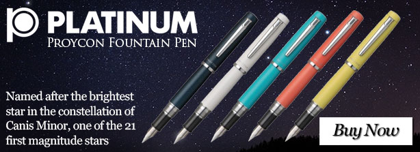 Platinum Proycon Fountain Pen